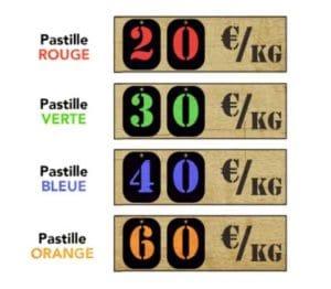 preço kilo shop brechó em Paris