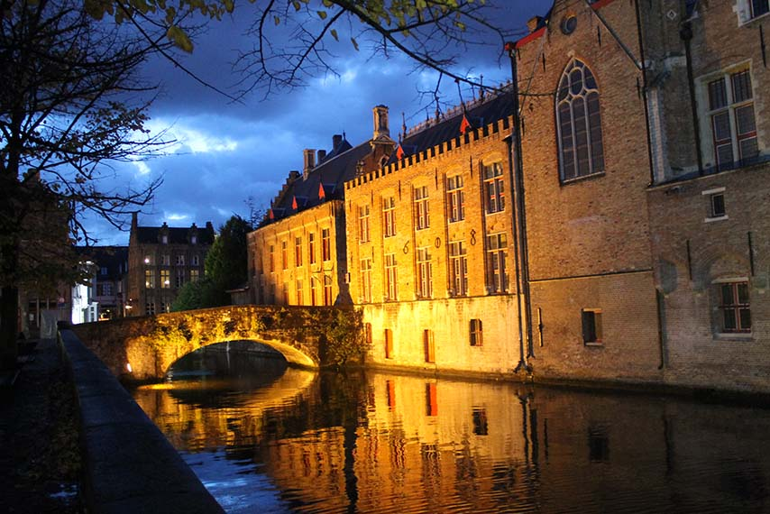 Bruges a veneza do norte