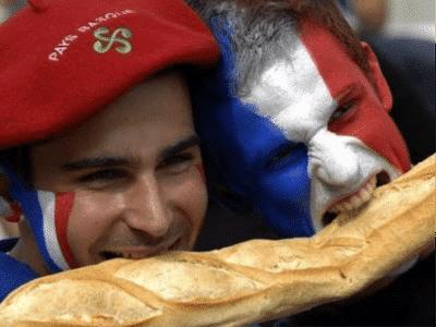 como são os franceses