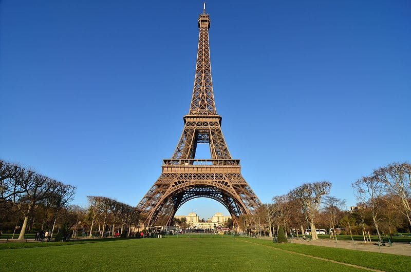 história da Torre Eiffel