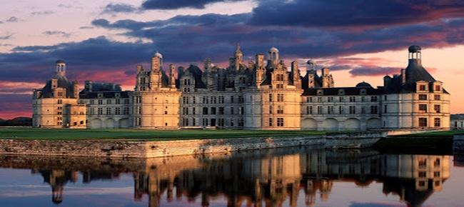 castelos mais bonitos do mundo