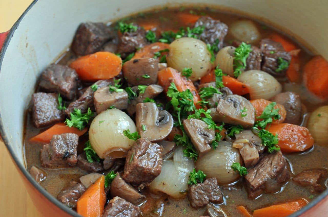 pratos típicos da culinária francesa