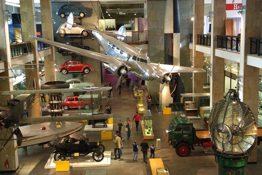 museu ciencia
