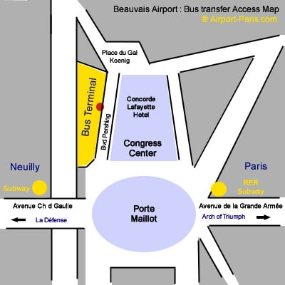 aeroporto de beauvais