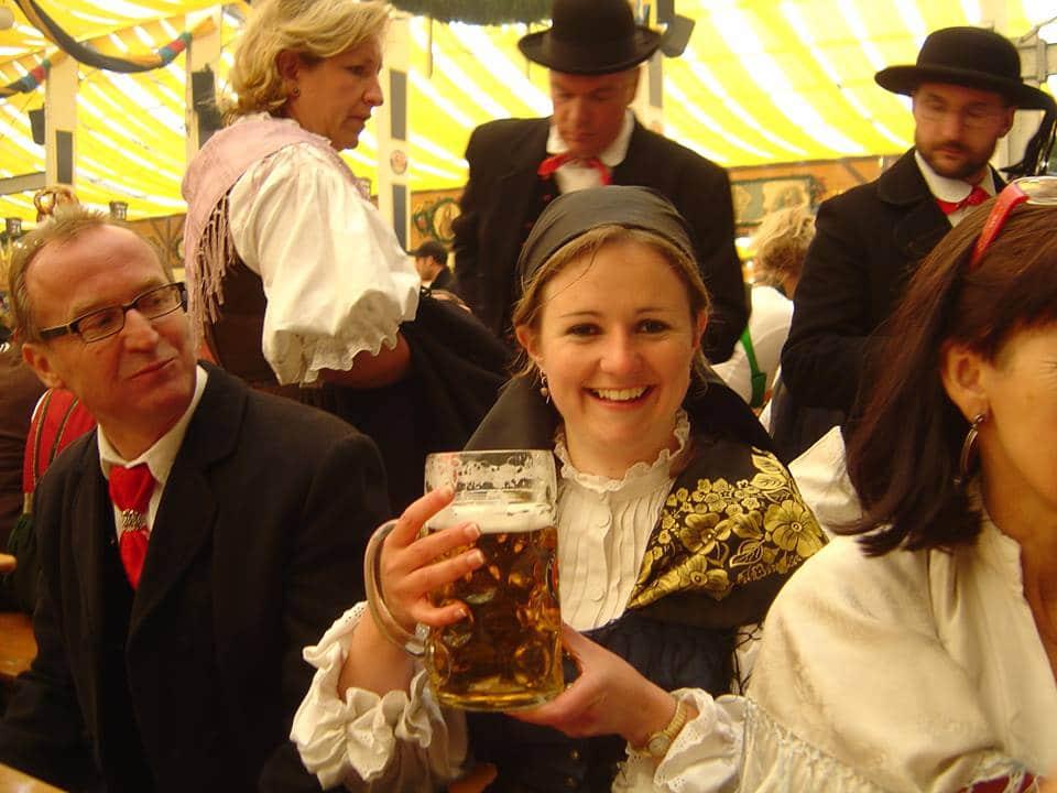 ex-au pair na Alemanha