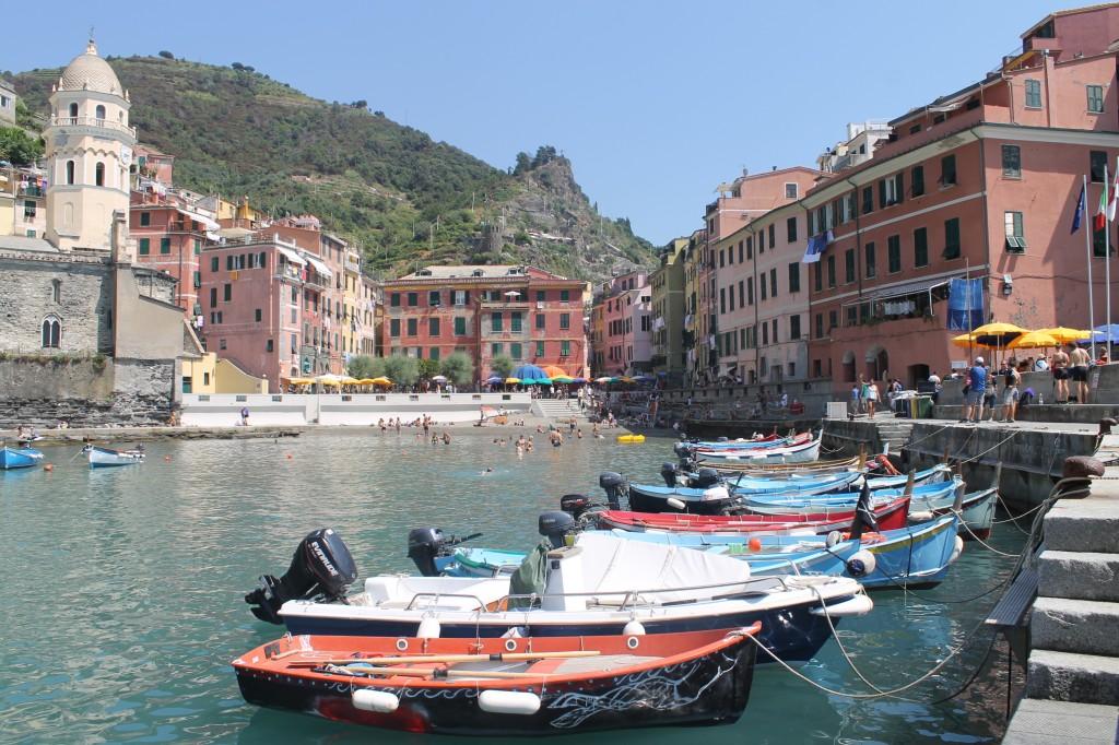 vernazza cinque terre na itália