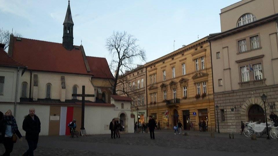 belezas da Cracóvia