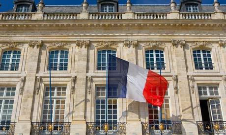 vaga de emprego na França