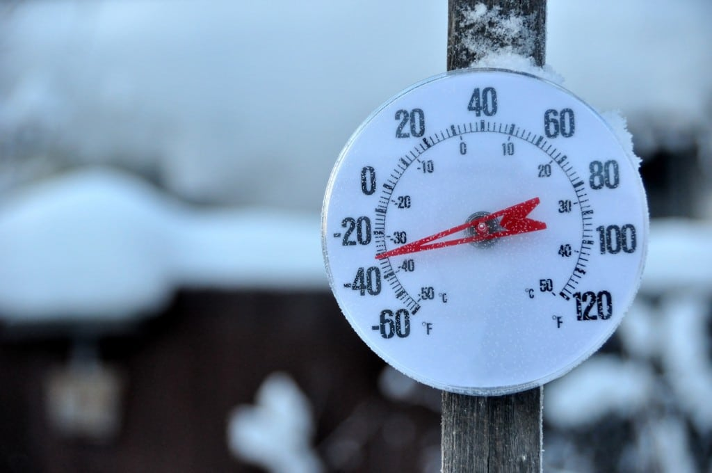 inverno no hemisfério norte