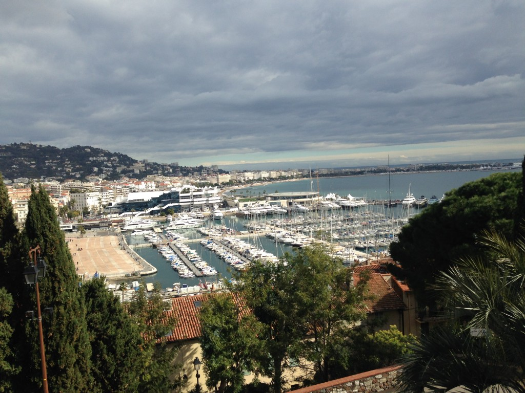 le vieux port de Cannes