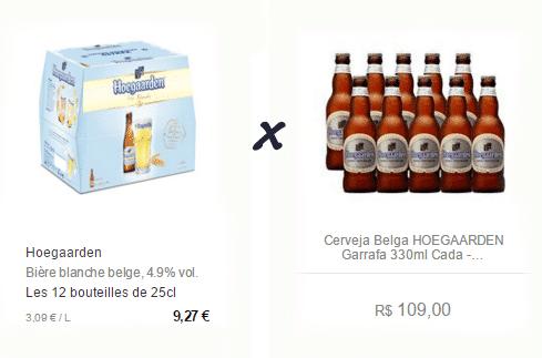 bier x cerveja