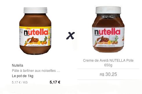 nutella x nutella 2