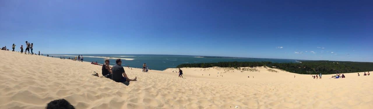 panoramica duna