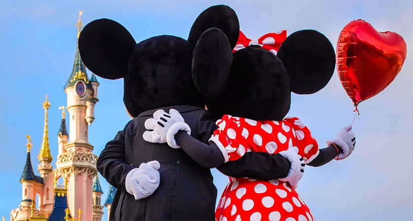 Como chegar na Disney de Paris