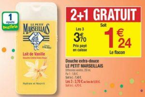 compras de supermercado na França