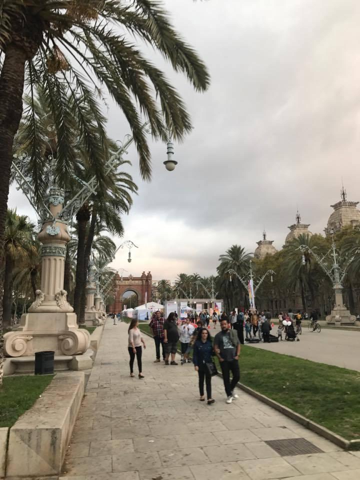 arco-do-triunfo-de-barcelona