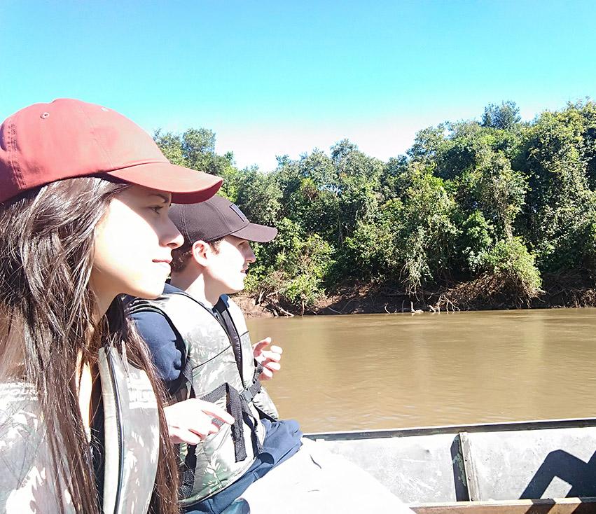 passeio de barco rio aquidauana