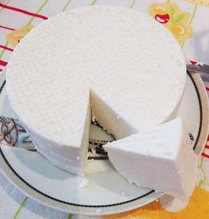 Dina Ribeiro de Souza queijo minas e doce de leite