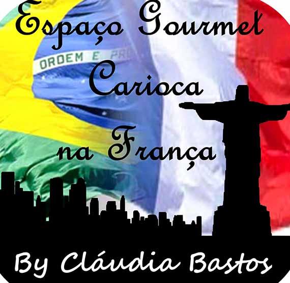 Espaço Gourmet Carioca na França salgadinhos