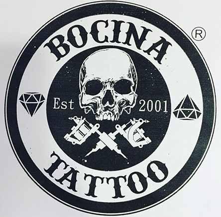 bocina tatuador brasileiro em paris