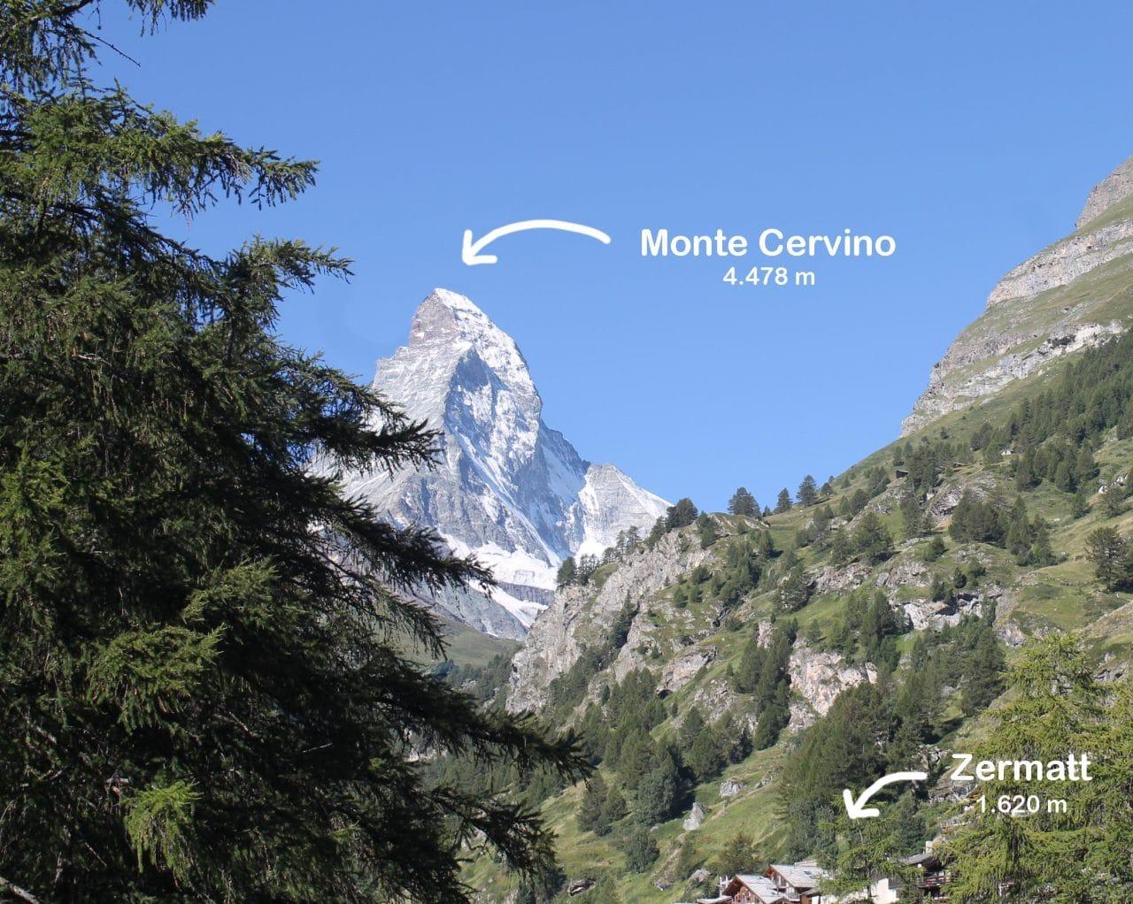 Matterhorn ou Monte Cervino