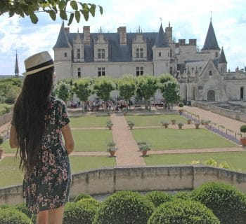 vale do loire castelo amboise
