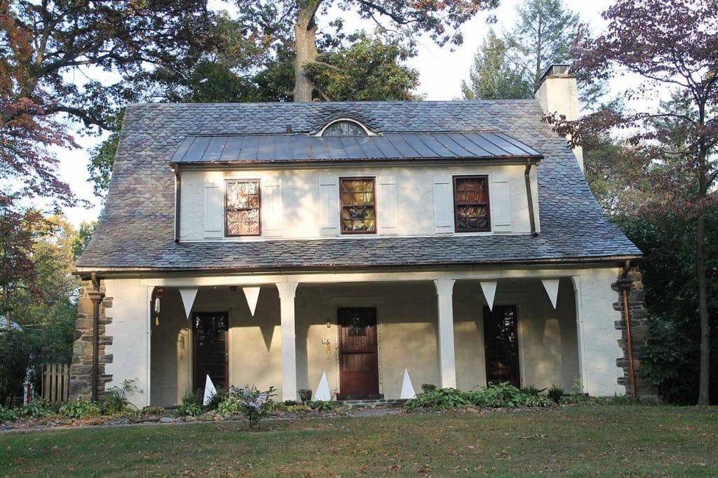 Casa monstro decoração halloween