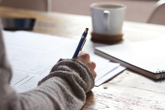 carta de motivação para mestrado