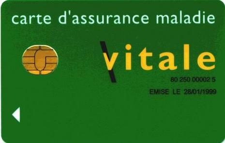 carte vitale o número de segurança social na França