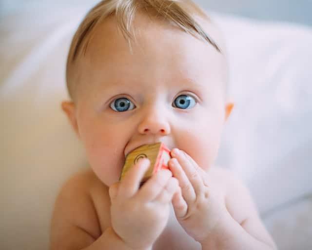 enxoval de bebê em francês