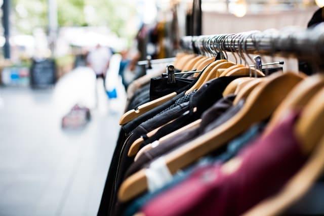 roupas baratas em Paris