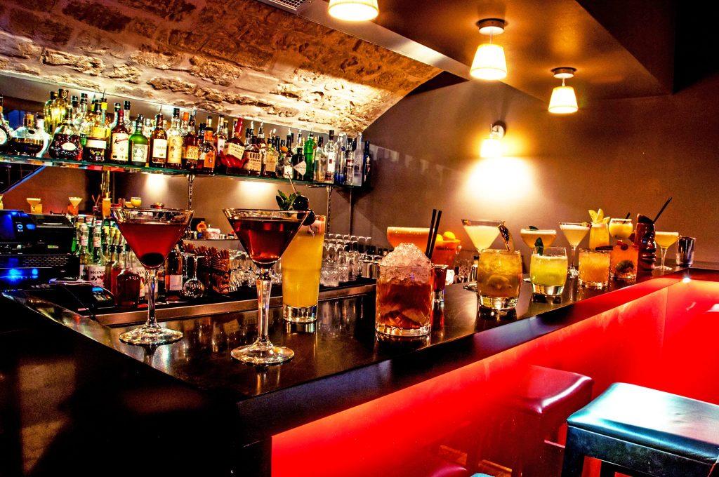 bares exóticos de Paris