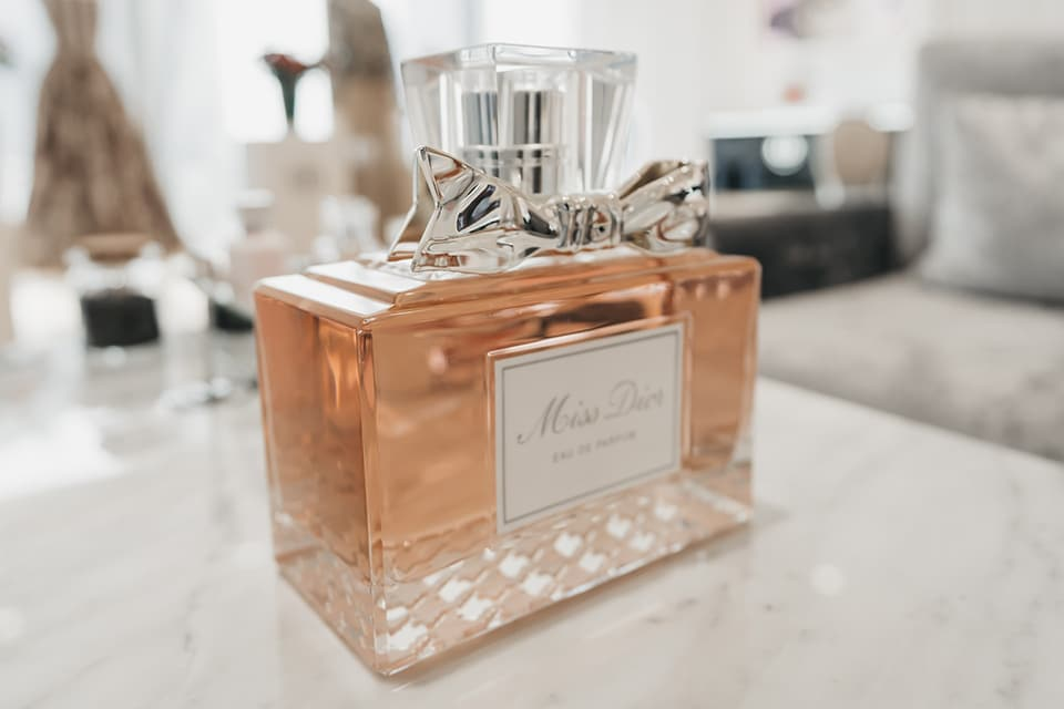 perfumes franceses femininos