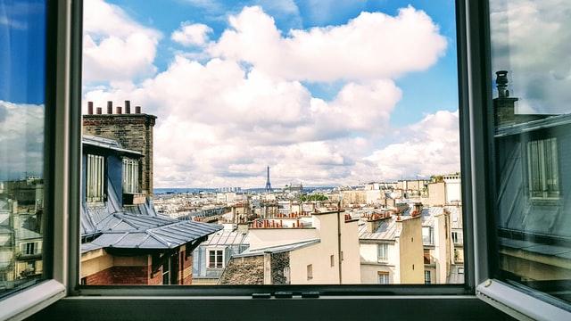 custo de vida na França com moradia