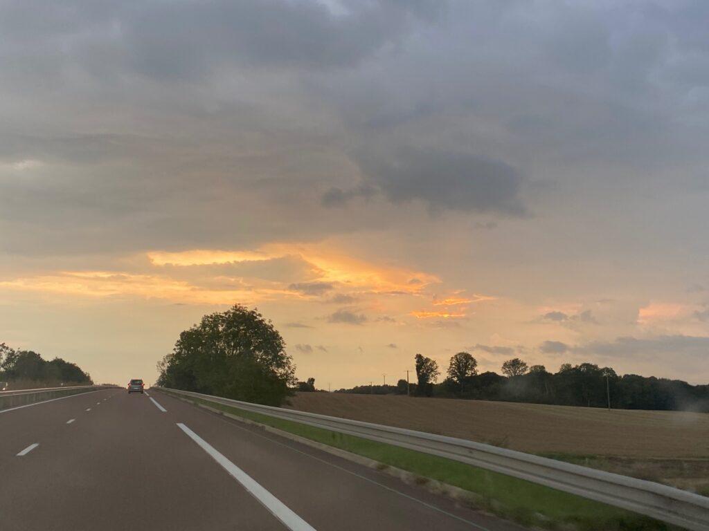 Estrada do oeste europeu